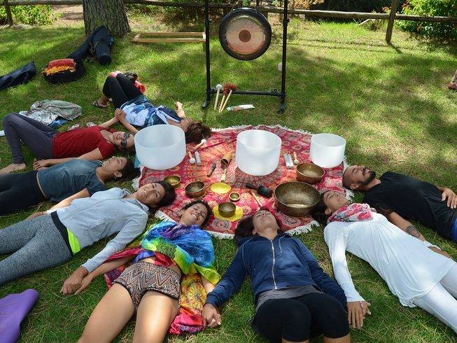 8 Days Good Vibrations Partner Yoga Retreat in Sardinia, Italy
