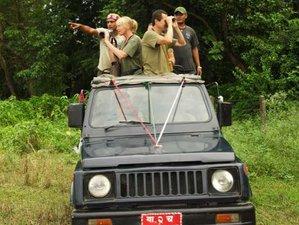 5 Day Amazing Safari in Chitwan Area, Sauraha