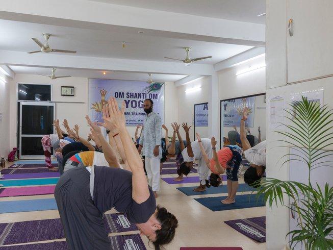 7 Days Exhilarating Yoga Retreat in India
