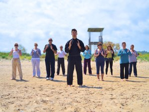 8 Days Beginners Tai Chi and Qigong Holidays in Zante, Greece