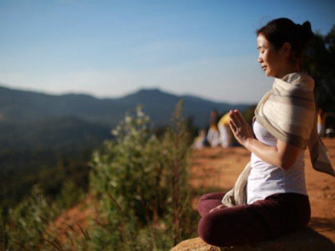 29 Days Yoga Teacher Training China