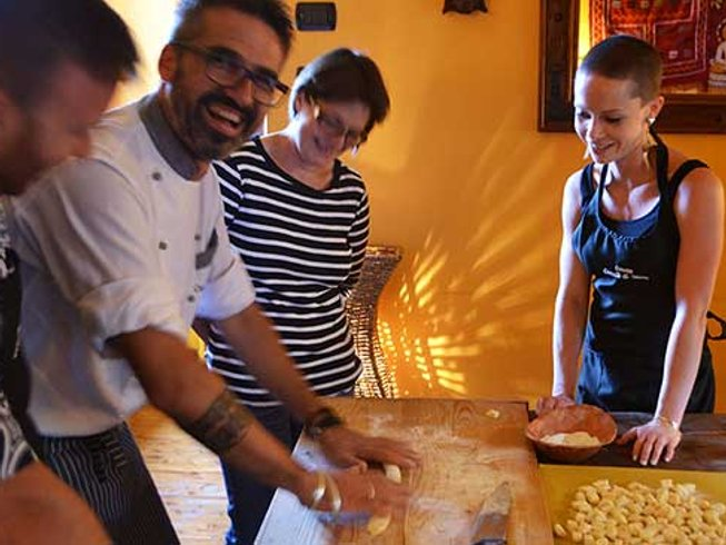 2 Days Short Cooking Holidays in Italy