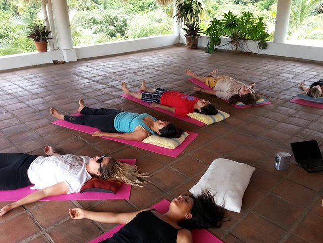7 Days Rejuvenation Surf and Yoga Retreat in Puerto Escondido, Mexico