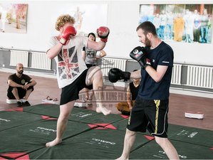 1 Year Intensive, Advanced Kung Fu Training in China