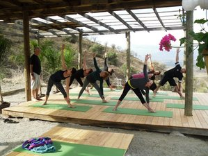 4 Days Detox and Yoga Retreat Malaga, Spain