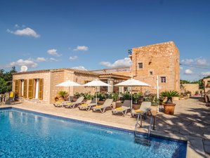 8 Tage Time-Out im Yoga und Coaching Retreat mit Meditation in Ses Salines, Mallorca
