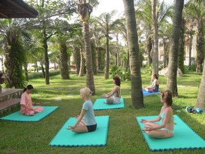 8 Days Rejuvenating Yoga Holiday in Vietnam