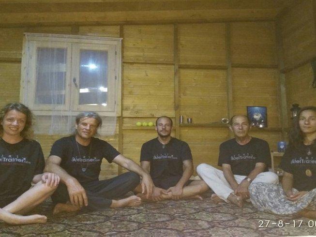 7 jours en stage de yoga et guérison spirituelle ancestrale en automne à Hortunas, Espagne