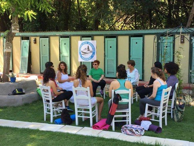 5 Days Gratitude Yoga Retreat in Crete, Greece