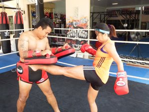 1 Month All inclusive Muay Thai, MMA and Fitness Training in Khao Lak, Thailand
