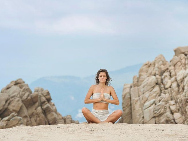 8 Days True Yoga and Meditation Retreat in Mexico
